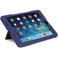 KENSINGTON BLACKBELT 2 RUGGED CASE AND STAND IPAD AIR PLUM