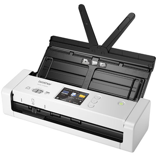 Image for BROTHER ADS-1700W WIRELESS PORTABLE DOCUMENT SCANNER from Mackay Business Machines (MBM)
