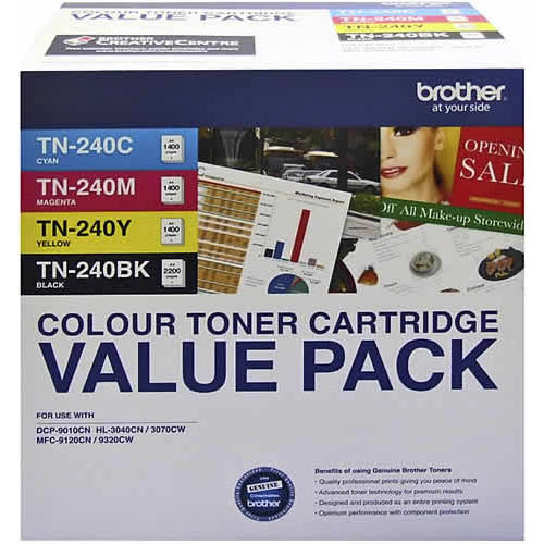 Brother Laser Toner and Drum Cartridges