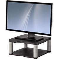 FELLOWES ADJUSTABLE MONITOR RISER PREMIUM