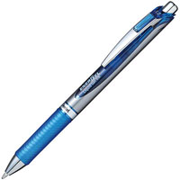 PENTEL ENERGEL RETRACTABLE GEL PEN 1.0MM BLUE